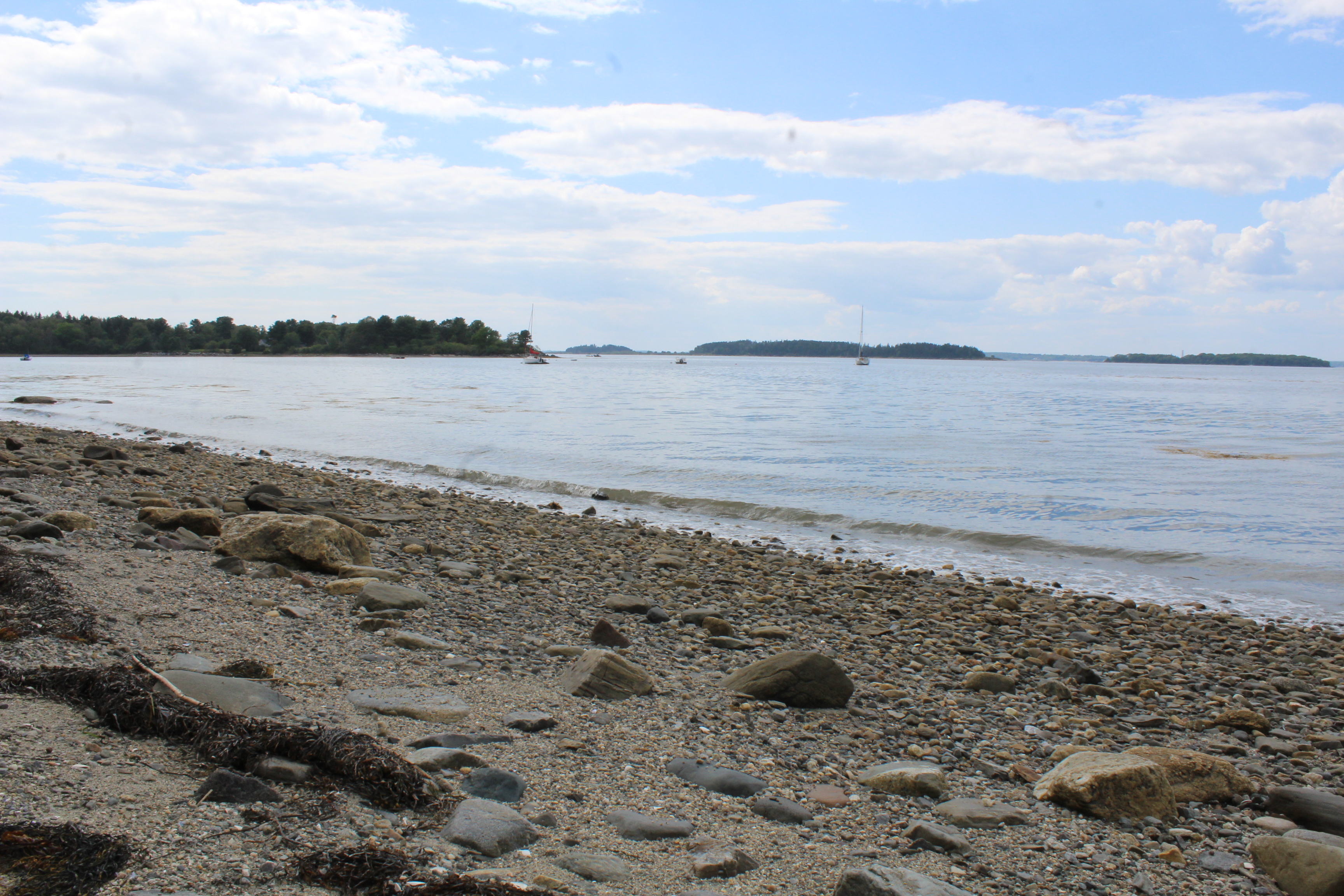 Exploring Maine: A Treasure Hunt
